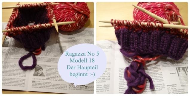 Ragazza No 5, Modell 18